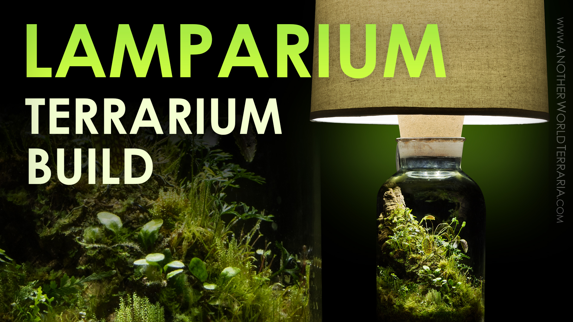 Lamparium One (Build Timelapse and Commentary!)